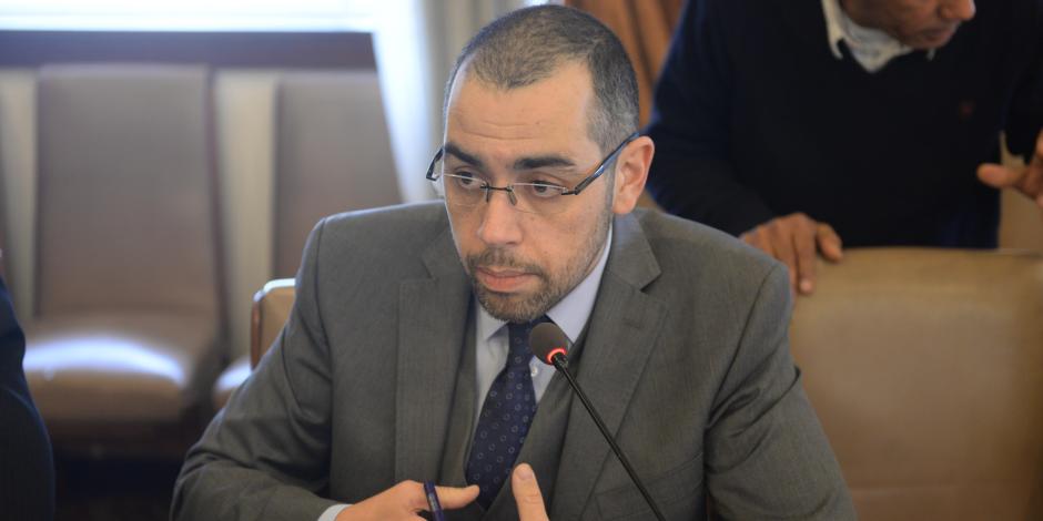 محمد فؤاد مهنئا هاني سري الدين: سيقود حزب الوفد نحو مستقبل أفضل