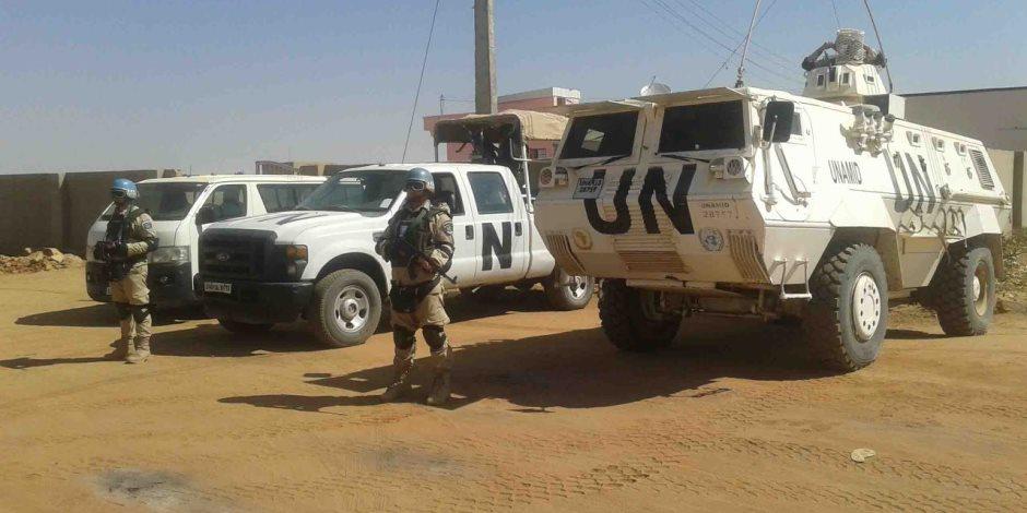مصر تدين الهجوم على قوات الأمم المتحدة بشرق الكونغو الديمقراطية