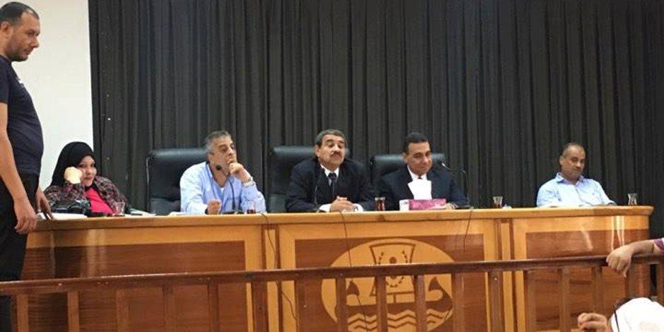 مناقشة 56 شكوى في اللقاء الأسبوعي للمواطنين بكفر الشيخ (صور)