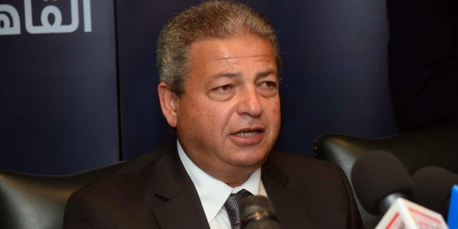 خالد عبدالعزيز: قانون الرياضة الجديد يتيح للجمعيات العمومية وضع لوائحها