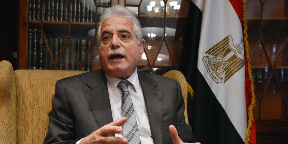 محافظ جنوب سيناء يستقبل أسقف جنوب سيناء