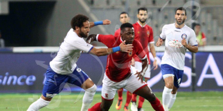 30 دقيقة.. حسام حسن يرفض التقدم لسموحة أمام الأهلي