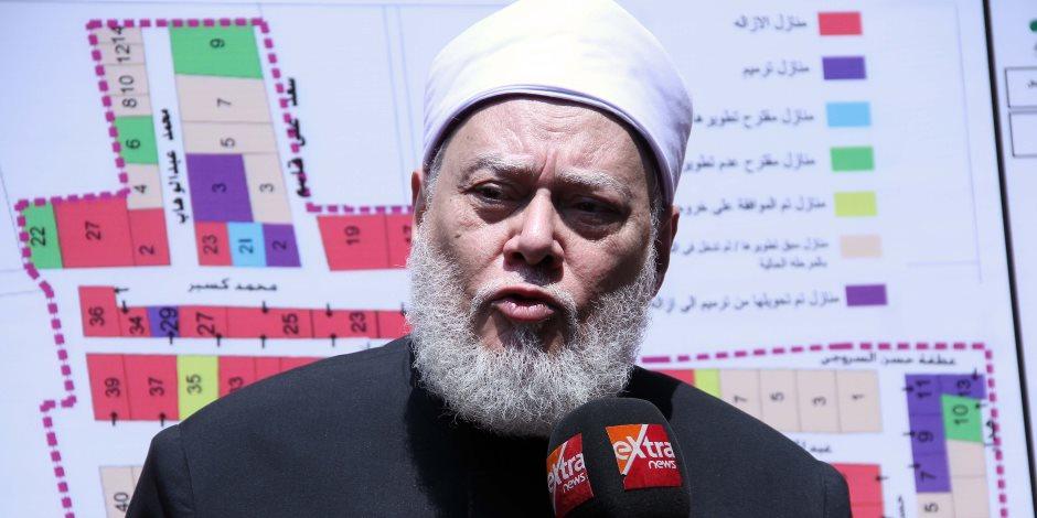 علي جمعة: 95% من القرآن والسنة تحدث عن الأخلاق و5% فقط تناول الأحكام والشريعة