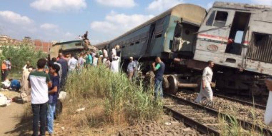 80 مليون خسائر.. إحالة 4 موظفين بالسكة الحديد للمحاكمة في حادث قطاري الإسكندرية