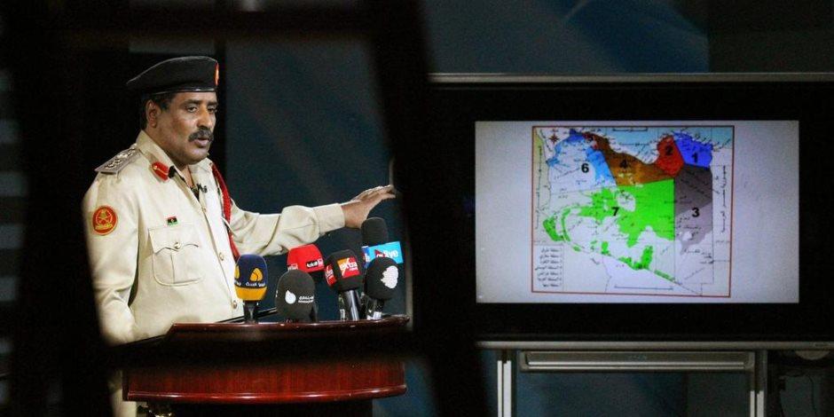 المسماري يكشف آخر تفاصيل اجتماعات القاهرة: 3 مجالس «قيادة» للمؤسسة العسكرية