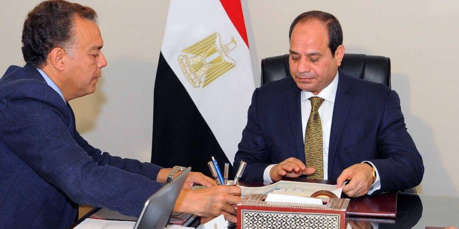 صنع في مصر.. كيف يُخطط وزير النقل إنتاج عربات السكة الحديد وتصديرها لأفريقيا؟