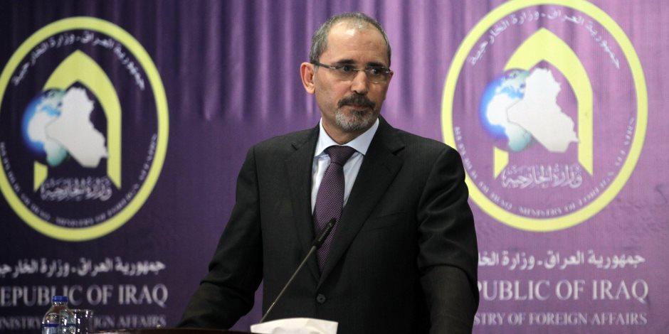 وزير خارجية الأردن يؤكد لنظيره الإسباني تضامن بلاده في مواجهة الإرهاب