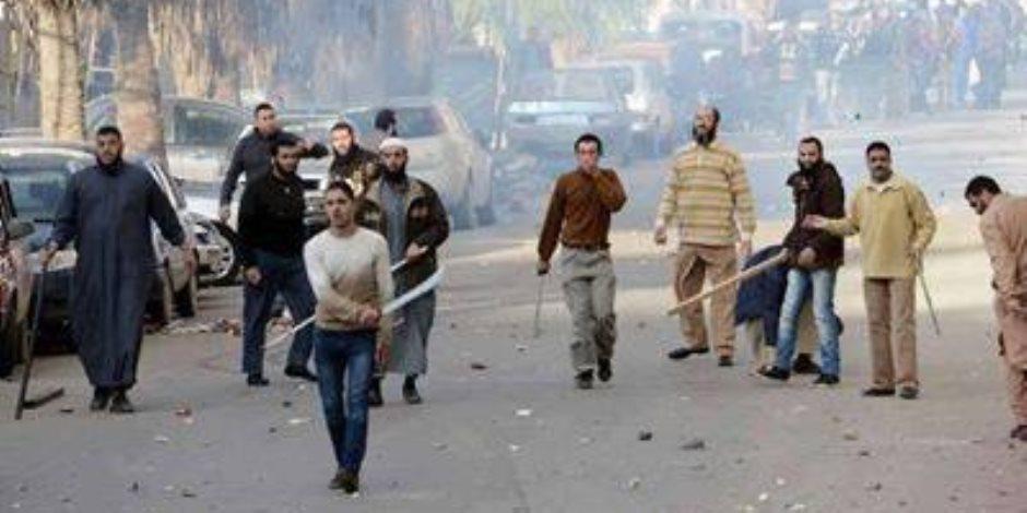 تكفي لتسليح كتيبة.. قائمة الأسلحة النارية المضبوطة مع أنصار «الإرهابية» في فض رابعة