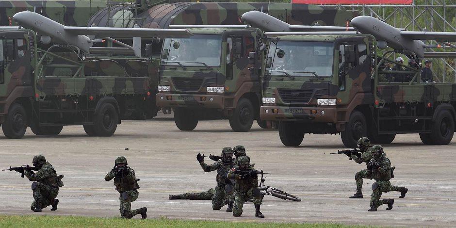 تايوان: حالة تأهب قصوى في الجيش بعد تدريبات جوية صينية