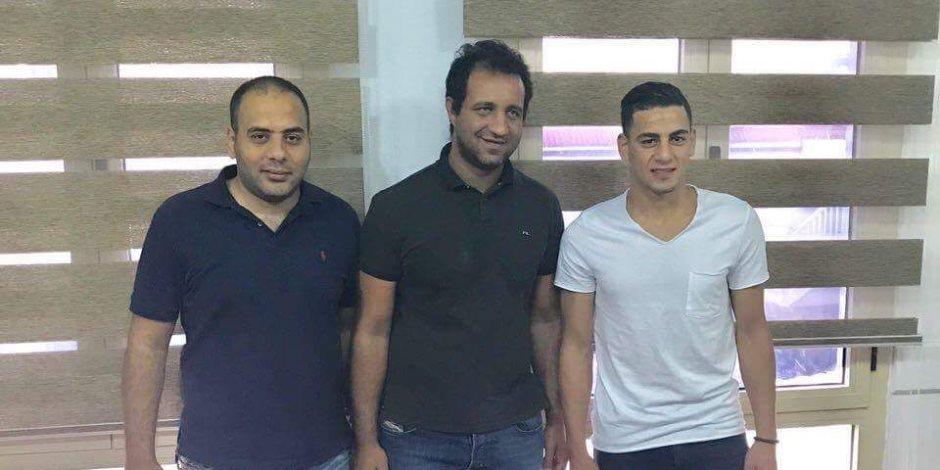 الشامى يشارك فى مران الزمالك غدًا