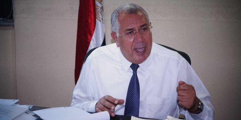 السيد القصير رئيس «الزراعي المصري»: هيكلة البنك مشروع قومى