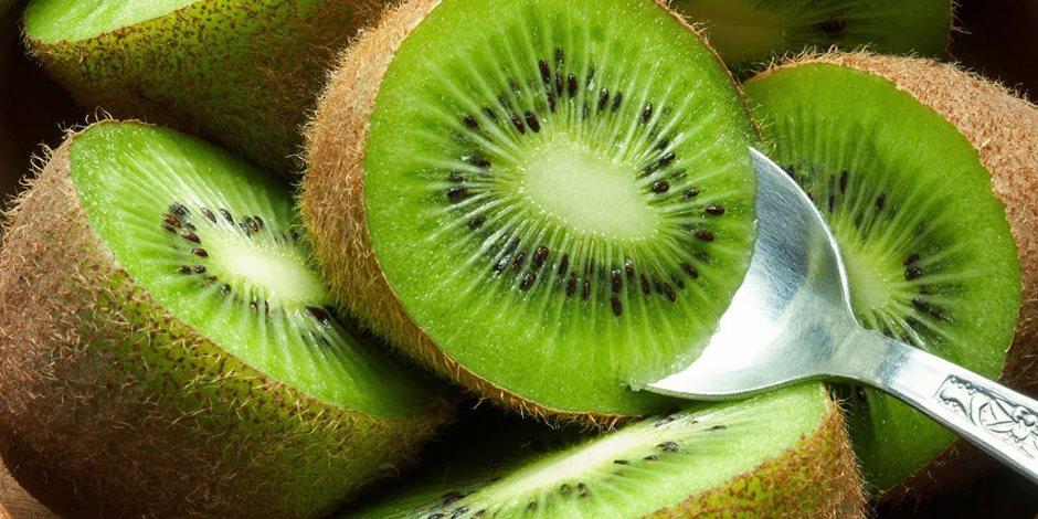 10 فوائد صحية لفاكهة الكيوى اللذيذة .. تساعد علي الهضم ويدعم صحة القلب