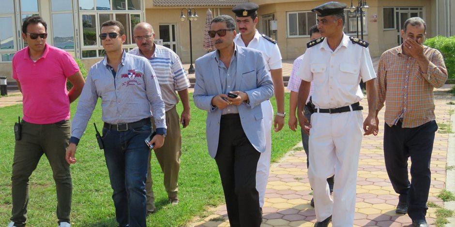 القبض على عصابة سرقة السيارات على طريق القاهرة الإسماعيلية