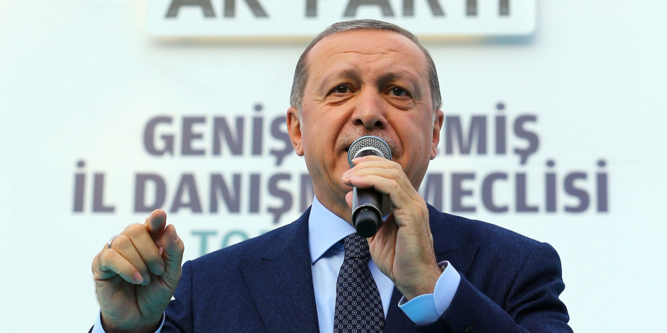 أردوغان يدعو منظمة التعاون الإسلامي لعقد قمة بشأن القدس 13 ديسمبر