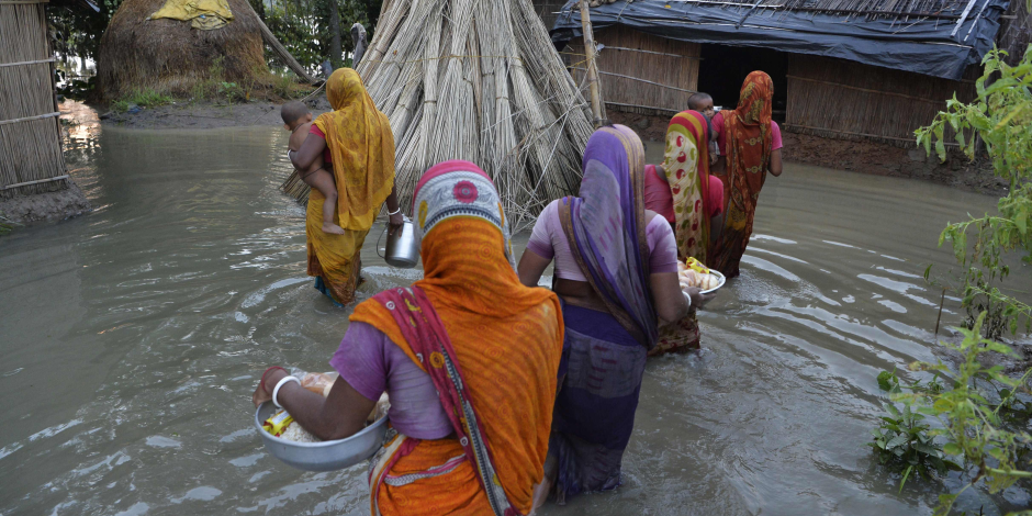مقتل وفقدان 23 شخصا جراء الفيضانات العارمة فى فيتنام