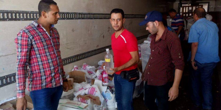إحباط تسلل 13 شخصا من محافظات مختلفة إلى ليبيا عن طريق السلوم