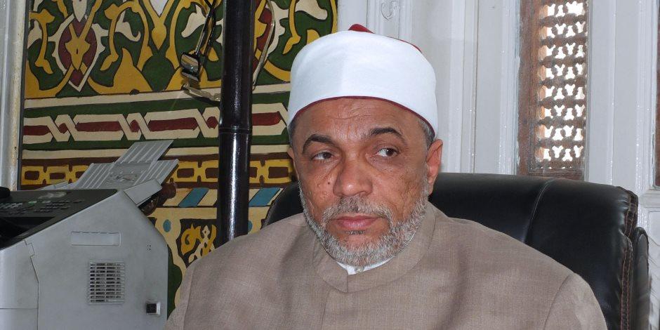 إحالة خطيب «الحسين» للتحقيق وإنهاء ندبه لخروجه عن موضوع الخطبة