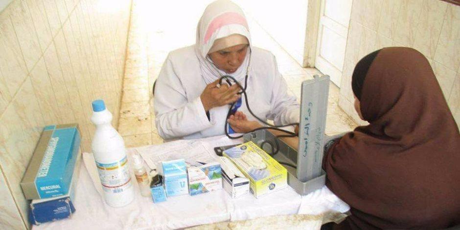 """""""من أجل مصر """" تنظم قافلة طبية بقرى مركز أسيوط للكشف عن فيروس """"سي"""""""