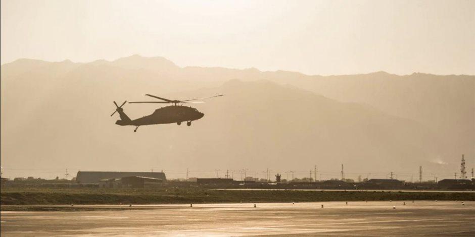 تحطم طائرة هليكوبتر أمريكية قبالة ساحل اليمن