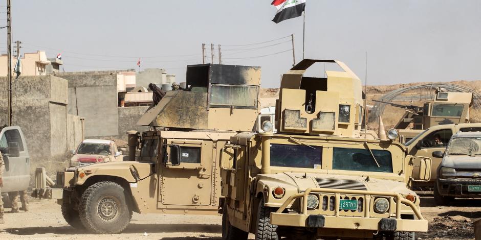 عملية عسكرية موسعة للقوات العراقية لملاحقة عناصر داعش في ديالي