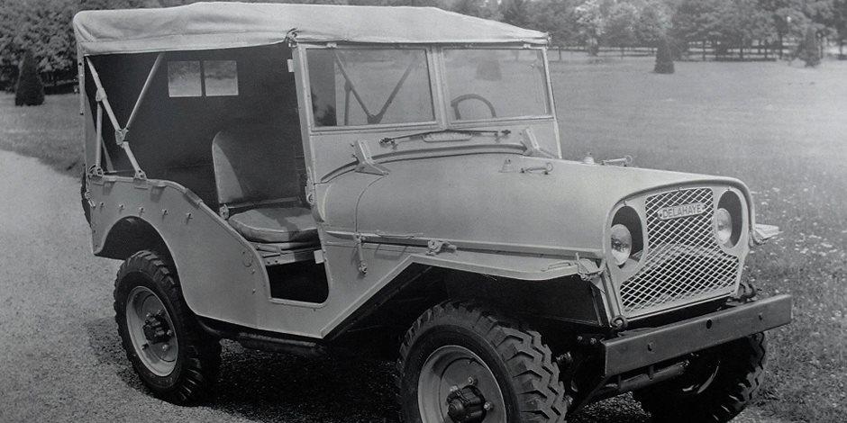 ديلاهاى VLR.. السيارة المحببة للجيش الفرنسي