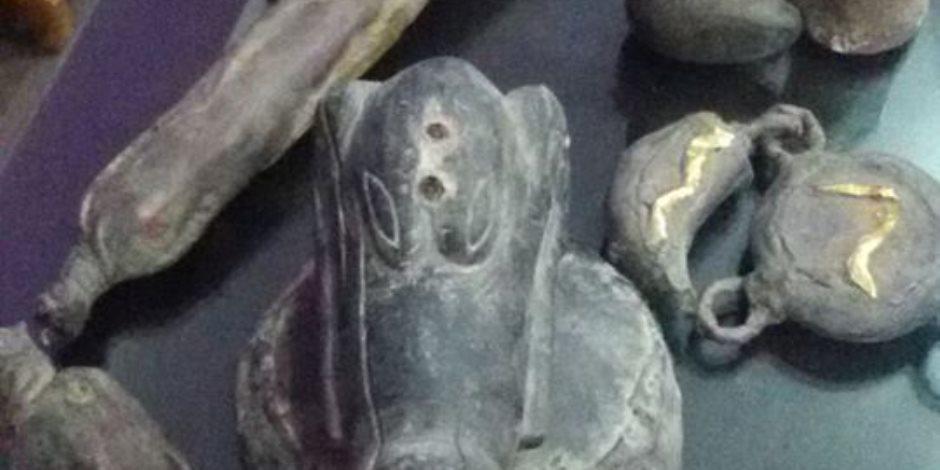 الولايات المتحدة تعيد 3800 قطعة أثرية مهربة إلى العراق