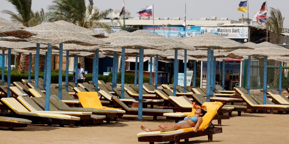 بشرة خير.. 61% نسبة ارتفاع الحجز السياحي في مصر