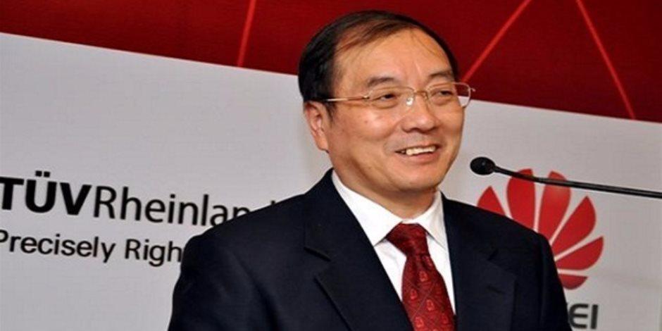 السفير الصيني بالقاهرة: مشروعاتنا بمنطقة السويس نموذج للتعاون المثمر مع مصر