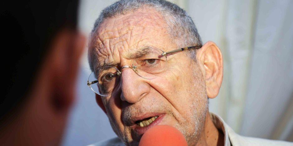 عدلي القيعي يتحدث عن إعارة عبدالله السعيد وبيع جون أنطوي والحالة الصحية للخطيب