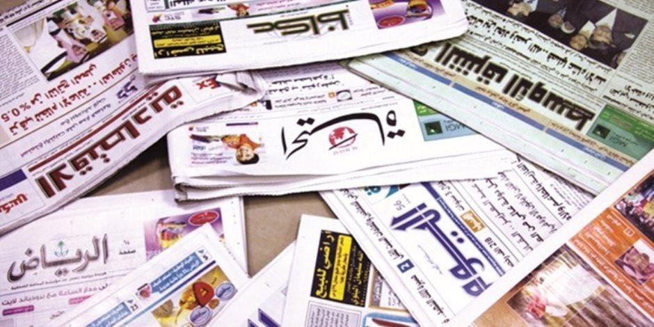في دقيقة.. أبرز عناوين الصحف المصرية الأحد 12 نوفمبر على ON Live