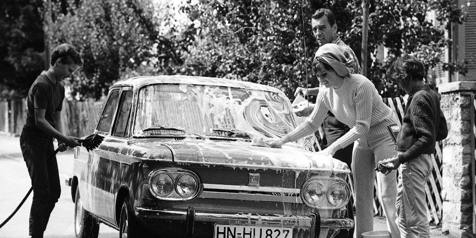 TTS 1200.. سيارة ألمانية من عائلة السيارة رمسيس