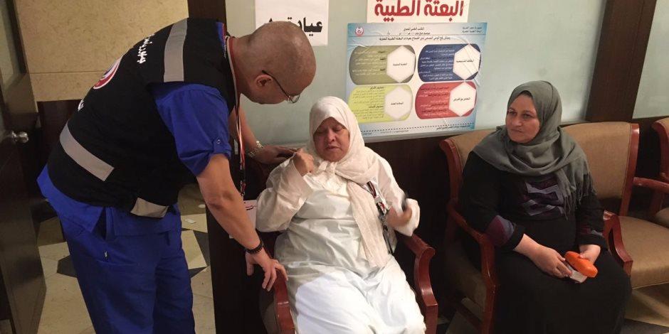 رئيس بعثة الحج الطبية يتفقد عيادات منطقة «إبراهيم الخليل» بعد عودتها إلى العمل
