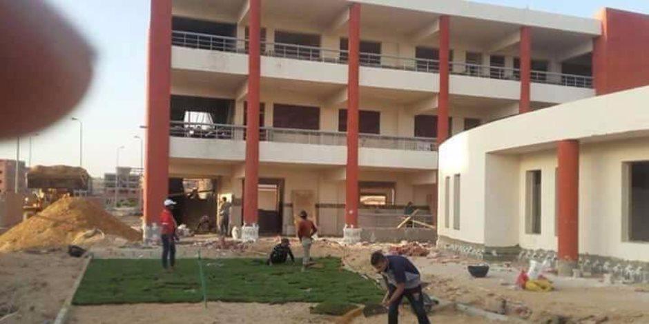مدارس سوهاج تستقبل مليون و45 ألف طالب وطالبة في العام الدراسي الجديد