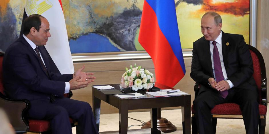 قيادي بـ«الحركة الوطنية»: جدول أعمال السيسي في روسيا حافل ومبشر بالخير