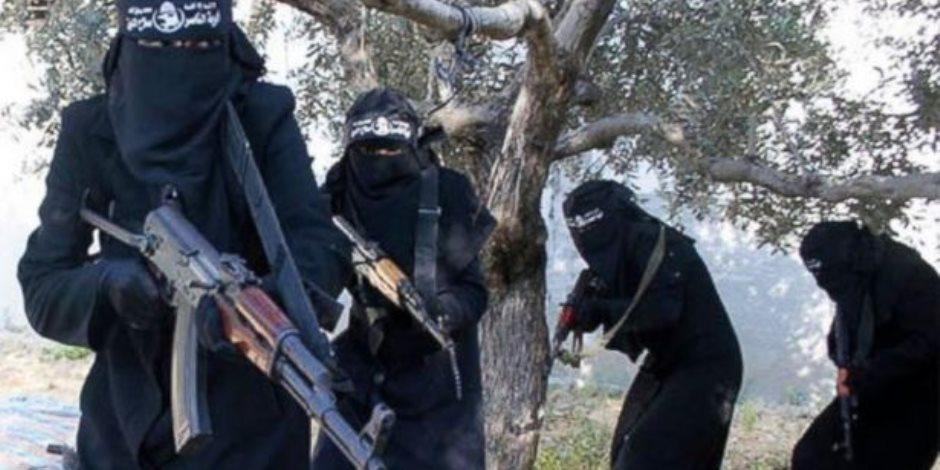 الملاذ الأخير.. لماذا اعتمد «داعش» مؤخرا على النساء فى تنفيذ عملياته الإرهابية؟