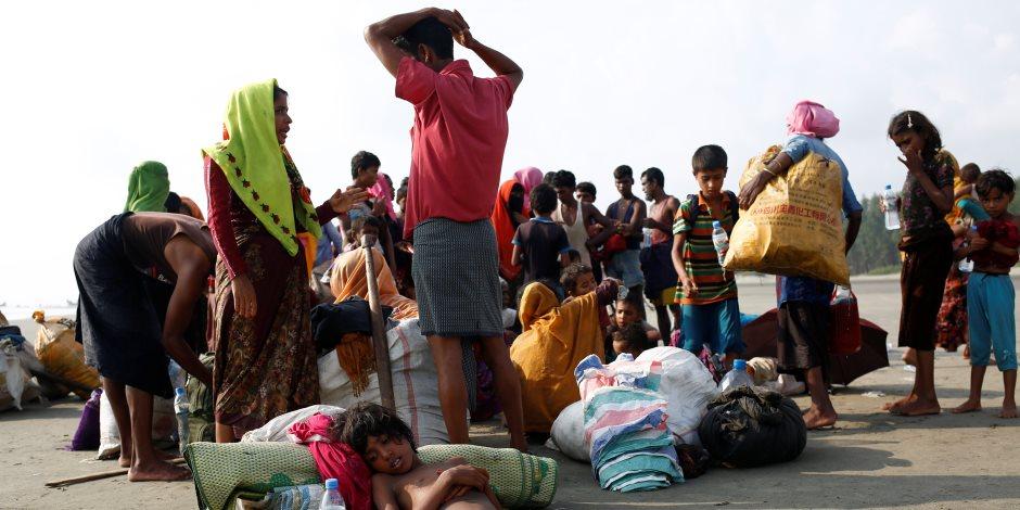 الأمم المتحدة: 123 ألف مسلم فروا من بورما لبنجلادش