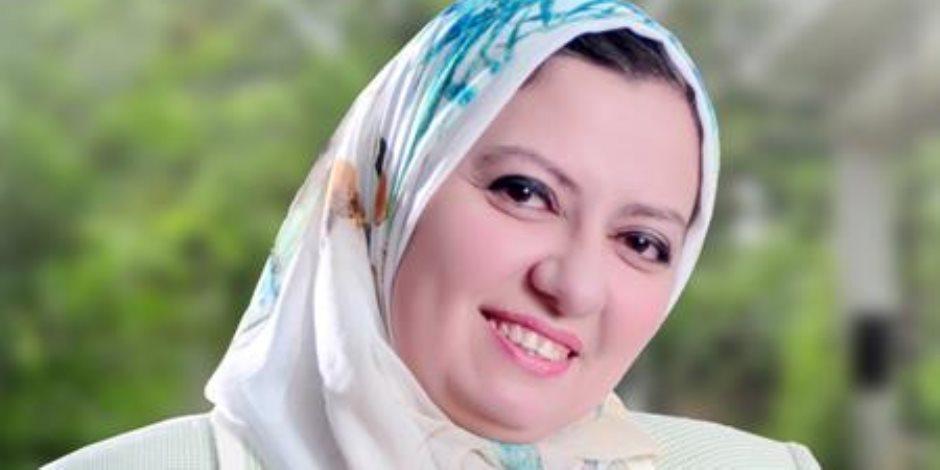 الكاتبه أمل فوزي في «مساء الخير يا مصر» على موجات البرنامج العام السبت