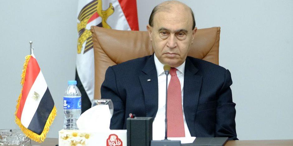 مهاب مميش: عائدات قناة السويس في نوفمبر 455.8 مليون دولار بزيادة 17.1%