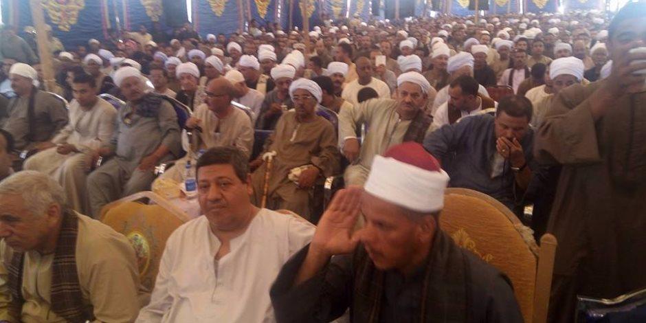 إنهاء 44 خصومة ثأرية بمركز دار السلام والإعداد لإنهاء 24 أخرى بسوهاج