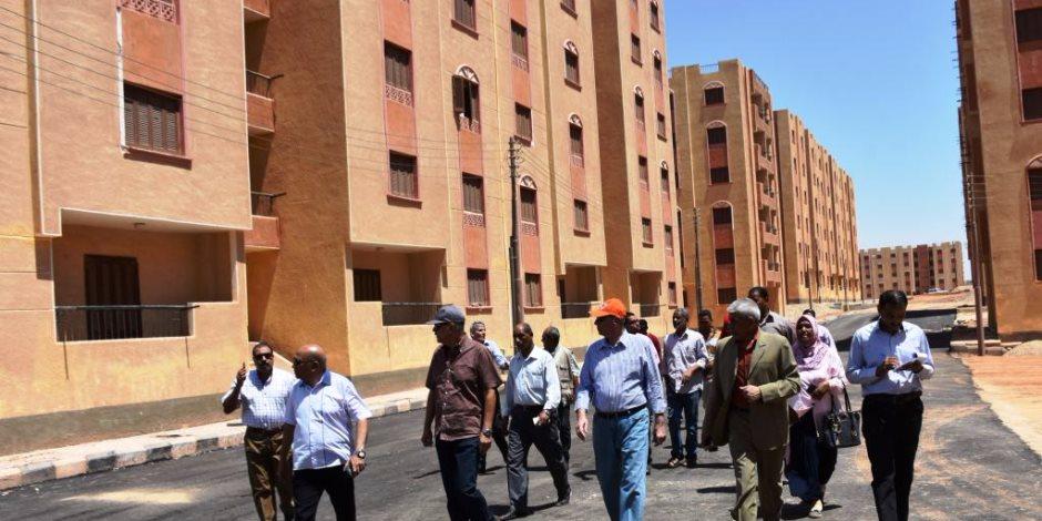 خطة طرح الأراضي السكنية والخدمية والاستثمارية في المدن الجديدة