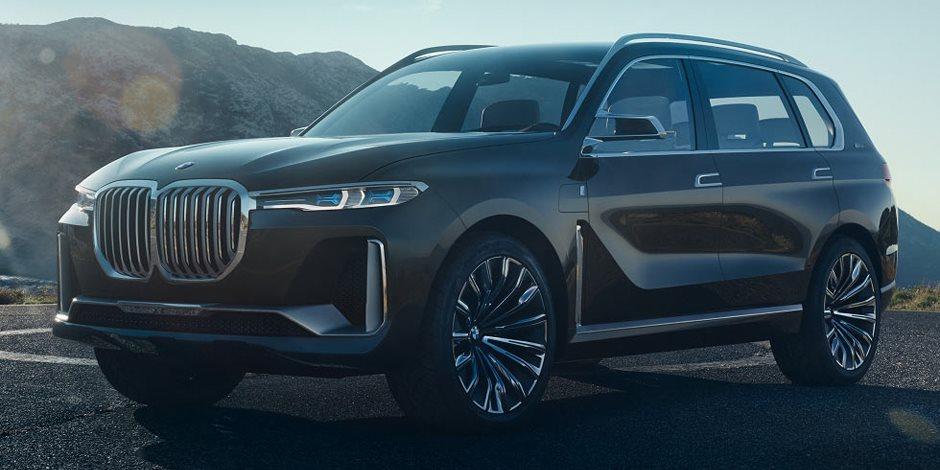 بى أم دابليو تكشف عن سيارتها الجديدة X7 iPerformance (صور)