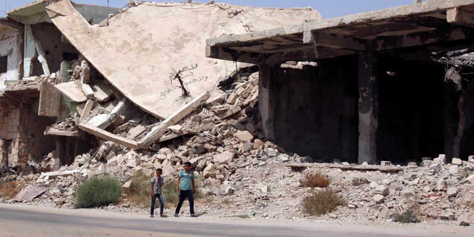 مقتل 18 مدنياً في غارة للتحالف الدولي على مدينة الرقة السورية