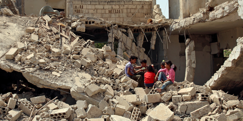 القاهرة تنجح في رعاية اتفاق لوقف إطلاق النار بجنوب دمشق