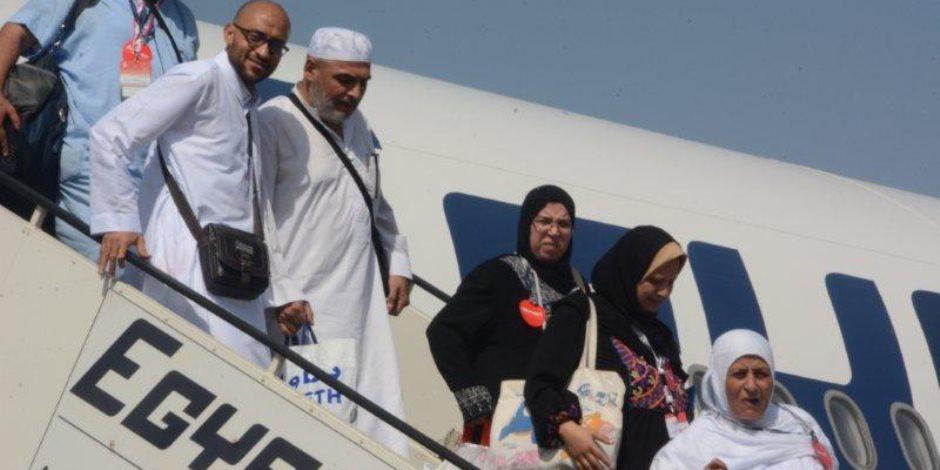 ارتفاع عدد وفيات الحجاج المصريين بالأراضي السعودية إلى 102 حالة