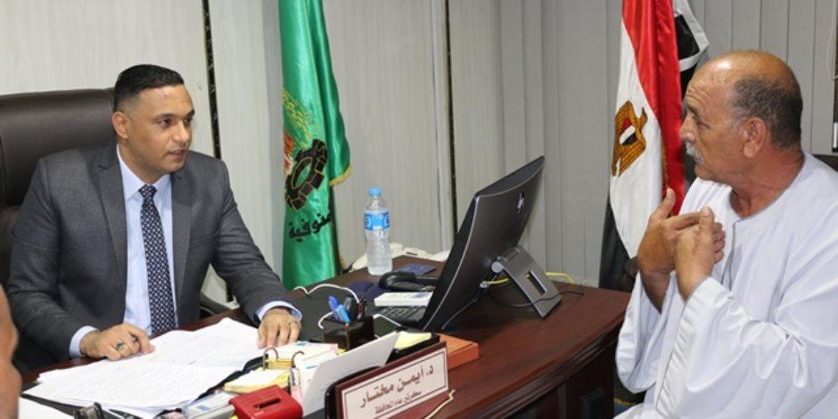 انطلاق قافلة علاج «الجذام» في محافظة المنوفية