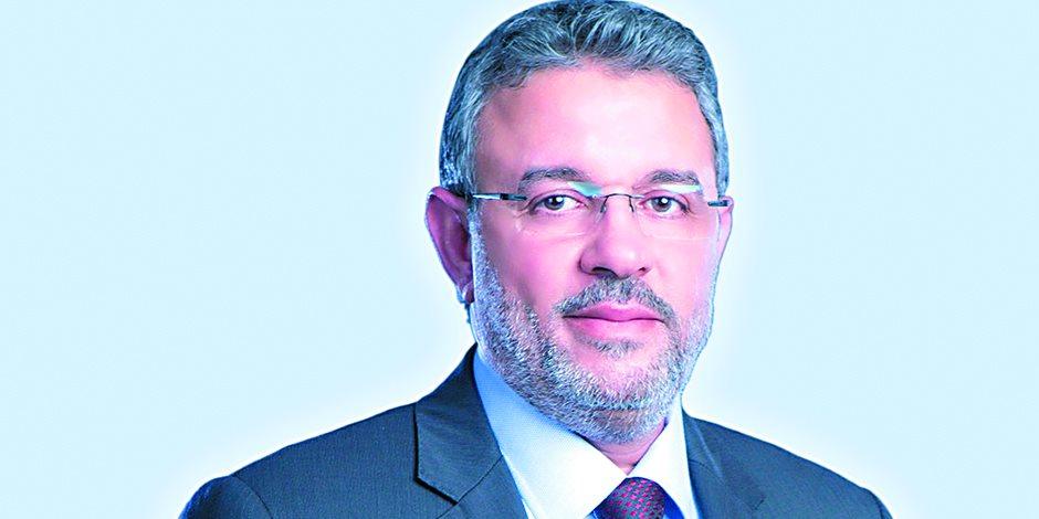 عمرو خفاجى: الحوار فريضة غائبة  و«ON LIVE» أفضل قناة فى مصر