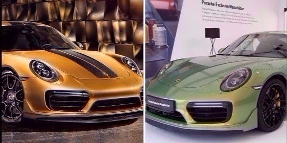 «بورشه» تقدم طلاء فريدا من نوعه بتكلفة 97 ألف دولار
