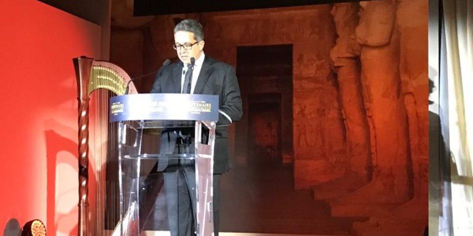 ولسه كتير.. كشف جديد بمنطقة سقارة يضاف إلى الآثار المصرية