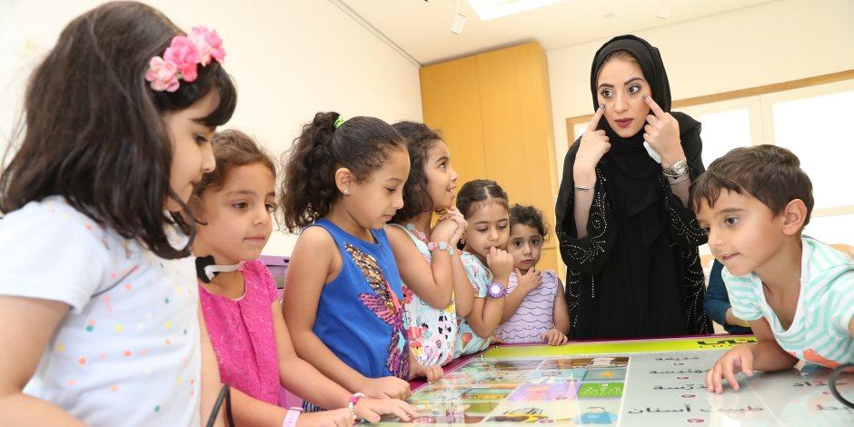 مبادرة «لغتي» الإماراتية تختتم مخيمها الصيفي لعام 2017