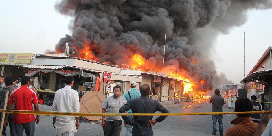 إرهابي يفجر نفسه في بغداد ويقتل 3 مواطنين